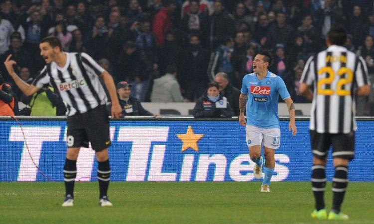 Napoli-Juve 3-3: GUARDA I GOL!
