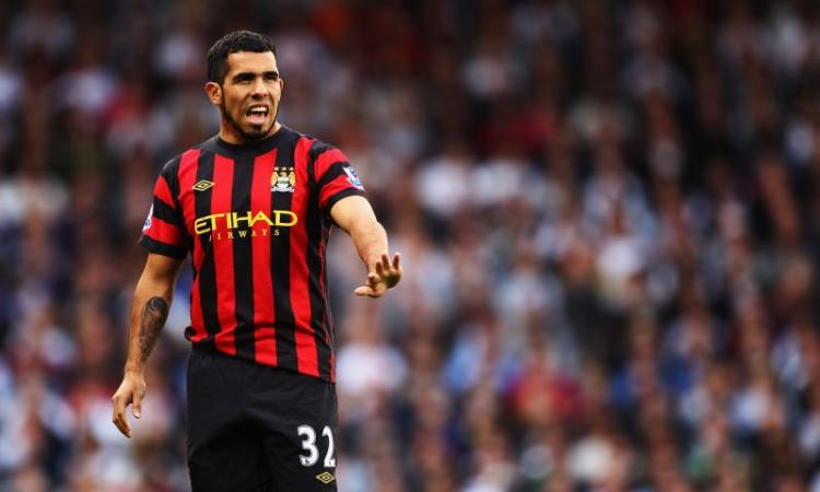 Inter: 25 milioni per Tevez