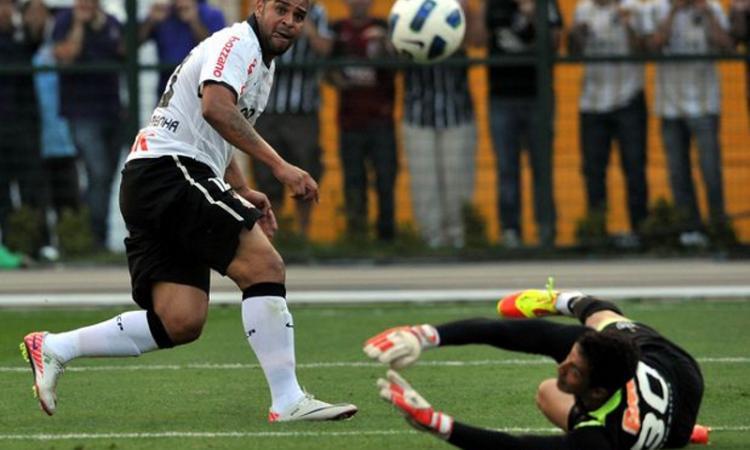 Brasile: in gol Fred, Luis Fabiano Leandro Damiao e Adriano! VIDEO