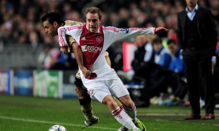 Sneijder non 'spalma': Inter su Eriksen