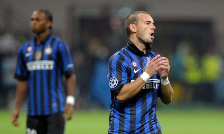 Inter, con Sneijder è guerra aperta: l'olandese rifiuta il colloquio con Moratti!