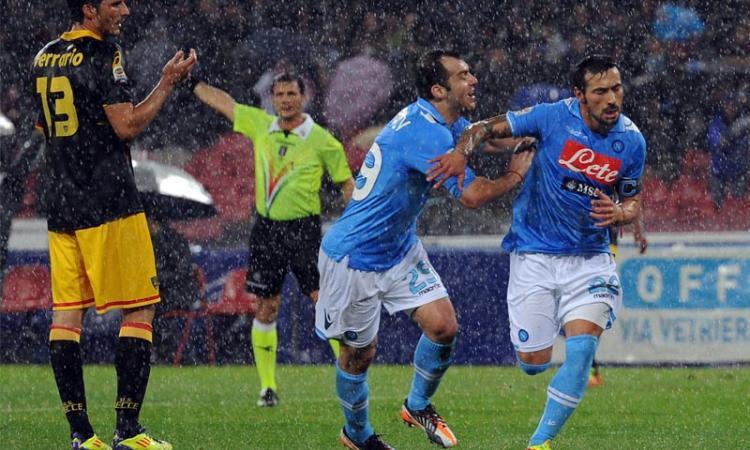 Sneijder via: Inter su Lucas e Lavezzi