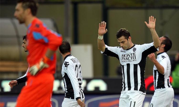 Napoli, nuovi gol:| Acquafresca, Bianchi o Calaiò