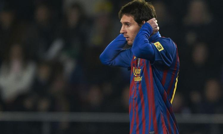 Liga: poker Messi, ma il piatto piange! Courtois si ferma a 595'!