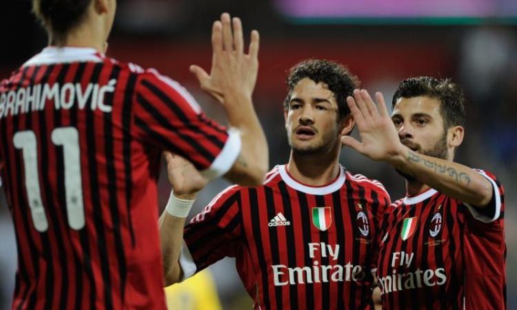 Milan, riecco Pato: battuto il PSG