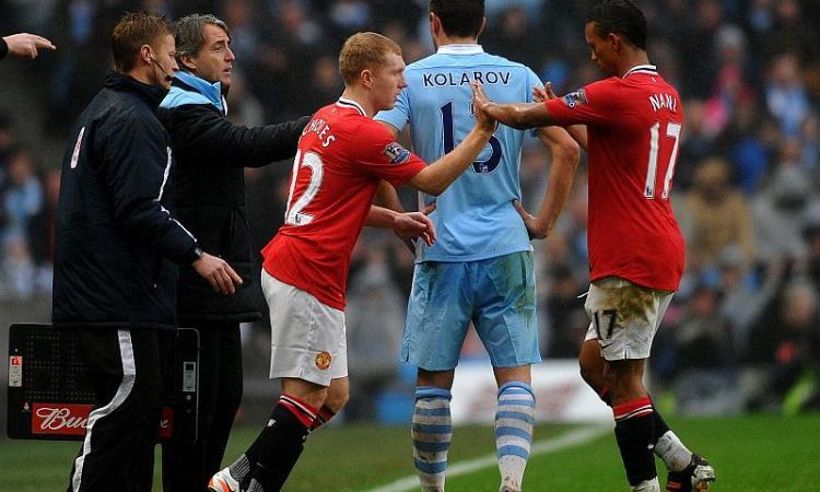 UFFICIALE Scholes torna a giocare con il Manchester United
