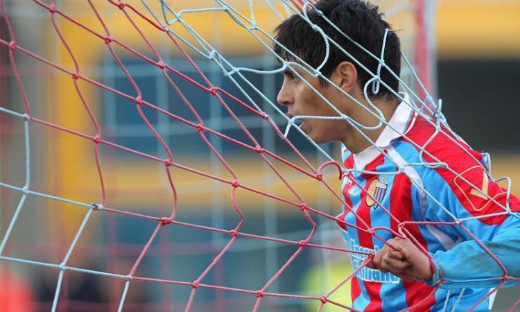 Catania-Verona 0-0: il tabellino
