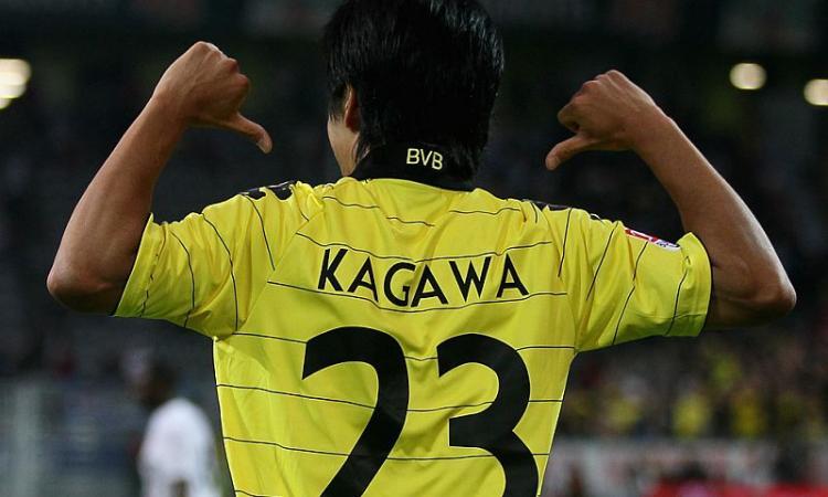 Bundesliga: sì, c'è Hanke il M'Gladbach! Kagawa, il Samurai di Dortmund