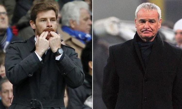 Esoneri: Ranieri precede Villas Boas?