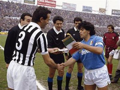 9d92a1c620afa VIDEO Mauro   Juve-Napoli è la punizione di Maradona