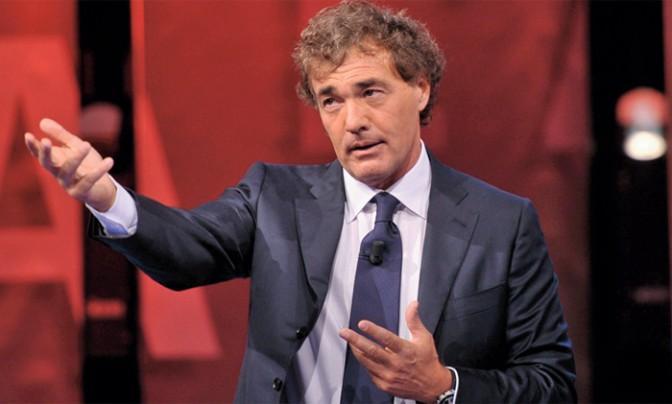 Massimo Giletti: |'Tifo Juve, ma se vince il Napoli...'