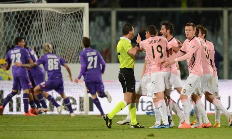 Giro d'Italia: Fiorentina-Palermo anticipata alle 12.30