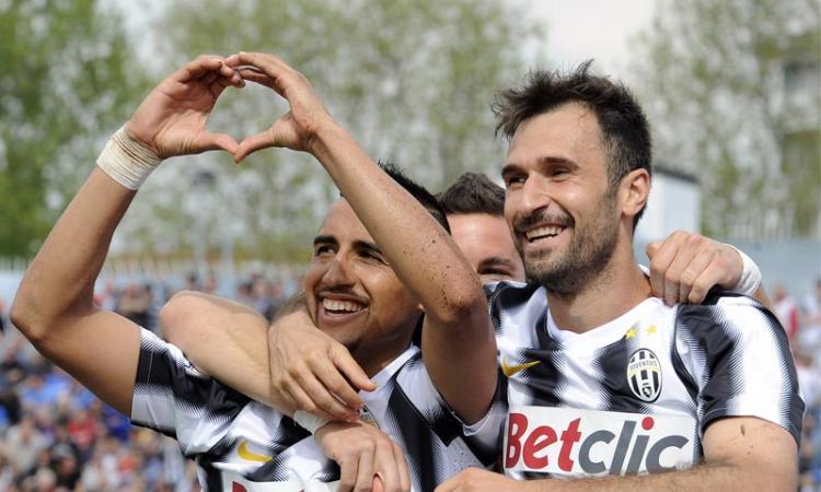 Vidal: |'No ad altri club, voglio solo la Juve'