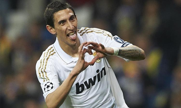 Di Maria: 'Sono rimasto al Real Madrid grazie ad Ancelotti'