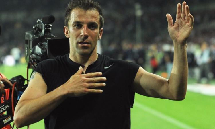 Del Piero: 'Via dalla Juve, dissi no al Celtic'