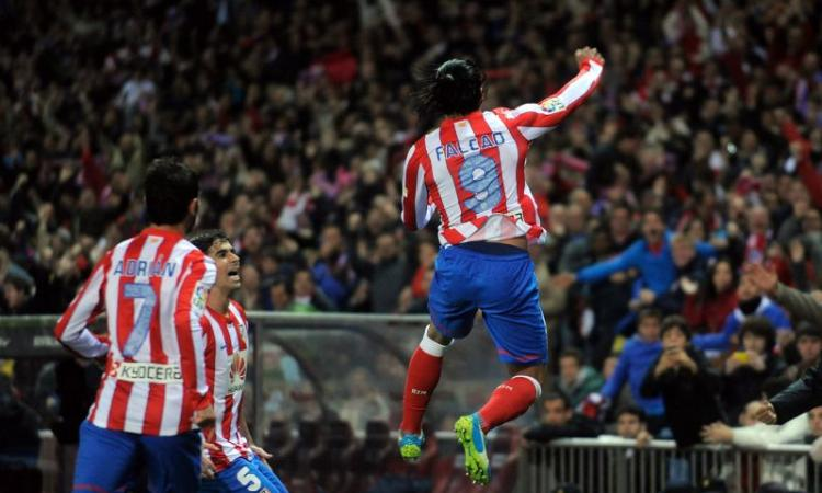 Falcao blindato?| 'Non voglio lasciare l'Atletico Madrid'