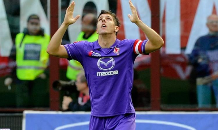 Milan-Fiorentina:| Jovetic tenta il recupero lampo