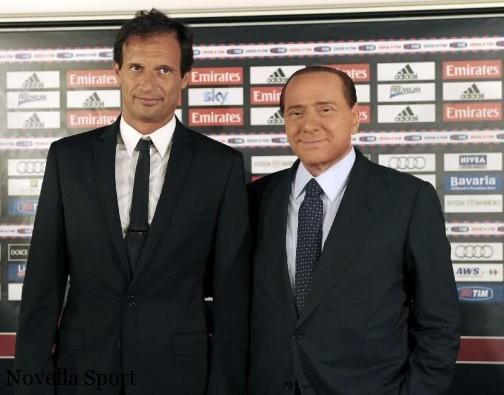 Berlusconi a Milanello:| Niente ritiro invernale in Dubai