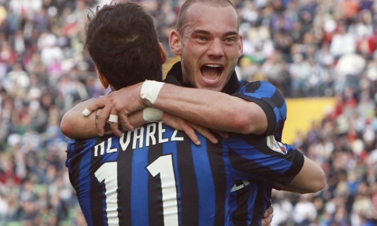 Sneijder via dall'Inter per il Milan: l'agente nega tutto, ma...