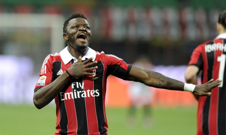 Milan, l'urlo di Muntari: 'Bianchi e neri stesso sangue. Ora basta insulti!'