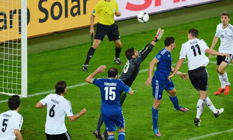 Klose record: gol contro l'Austria, raggiunto Muller