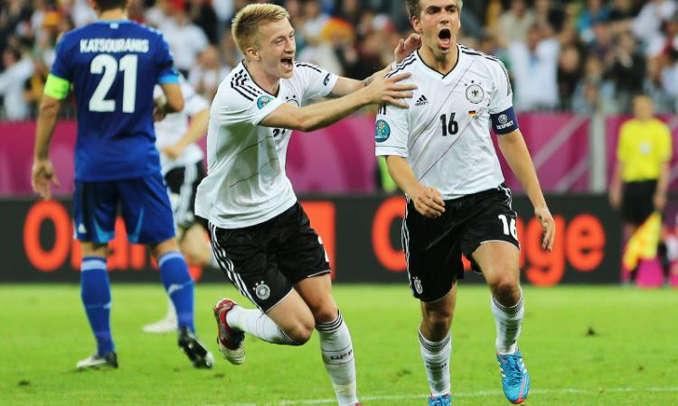 VIDEO Germania: Lahm fa 100