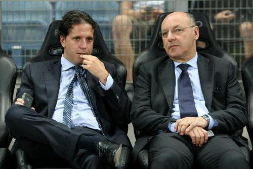 Juventus, Marotta: 'Inter tra le favorite per lo scudetto'