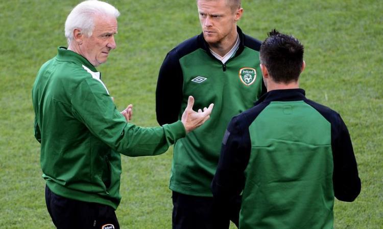 Irlanda: il contratto di Trapattoni non sarà rinnovato