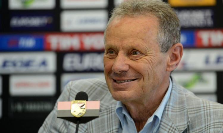 Palermo, Zamparini scarica Sorrentino: 'Dybala alla Pastore'