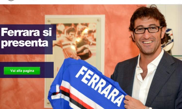 Ferrara alla Sampdoria: 'Del Piero è fantacalcio, mi piace Pazzini'