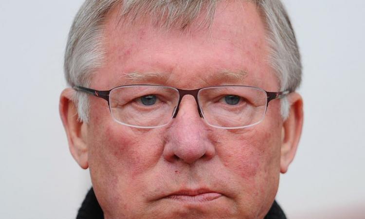 Tifosi Lazio: 'Grazie di tutto Sir Alex Ferguson'