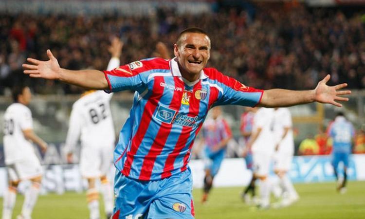 Catania:| Bergessio è l'anti Milan
