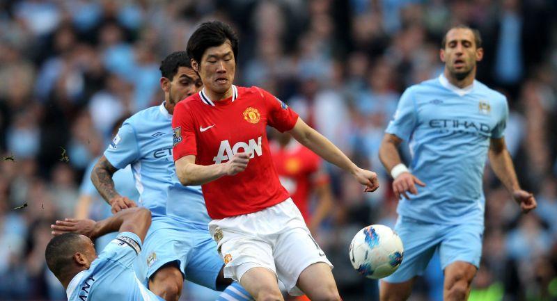 Park Ji-Sung, nato per correre