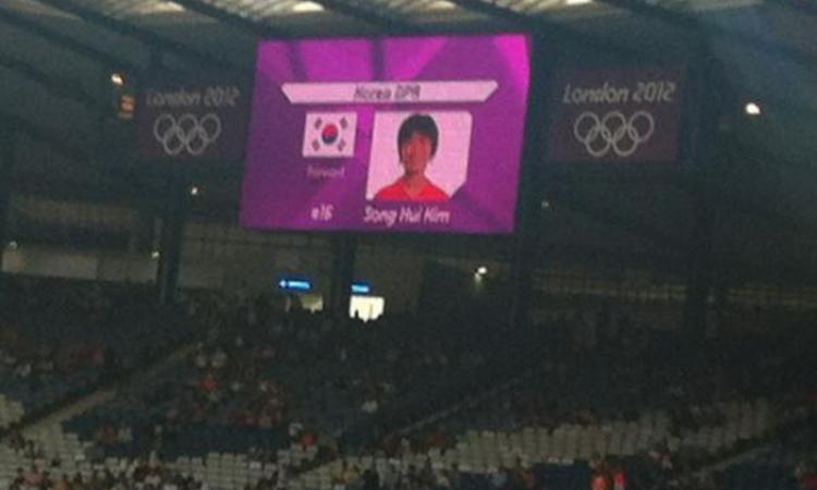 VIDEO Gaffe olimpica: sbagliano bandiera sullo schermo, la Nord Corea s'infuria