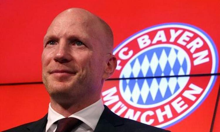 Bayern, ricoverato il ds Sammer