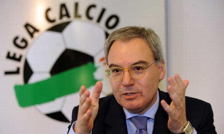 Lega Calcio:| Juventus e Milan si dividono su Abodi