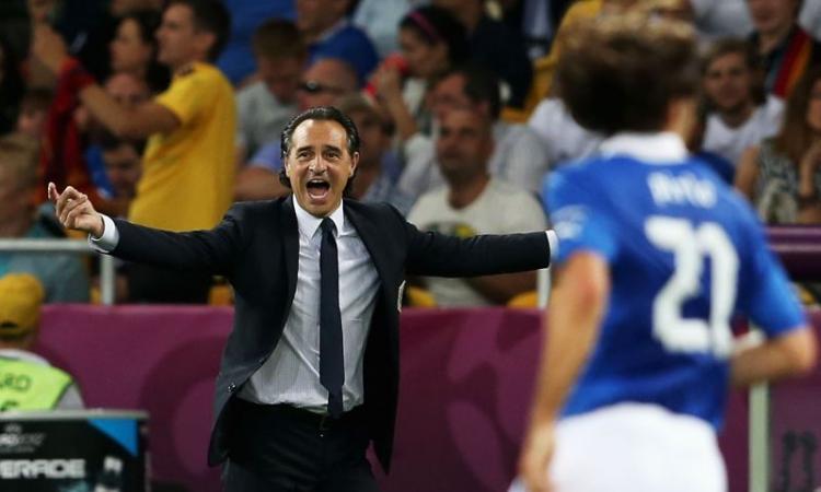 Cesare Maldini: 'Inutile parlare ora del futuro di Prandelli'
