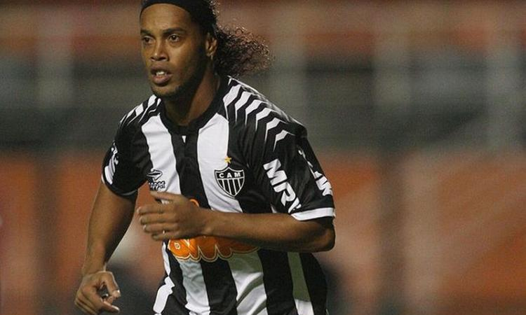 Ronaldinho ha deciso: 'Resto all'Atletico Mineiro'
