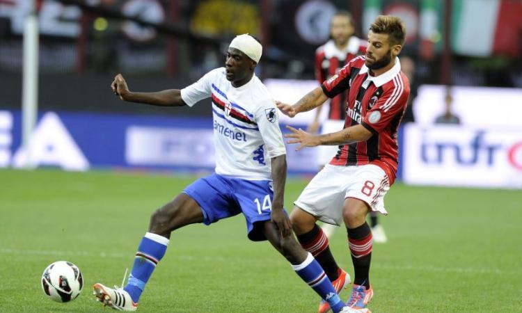 Samp, Obiang: |Il City di Mancini vuole lo spagnolo
