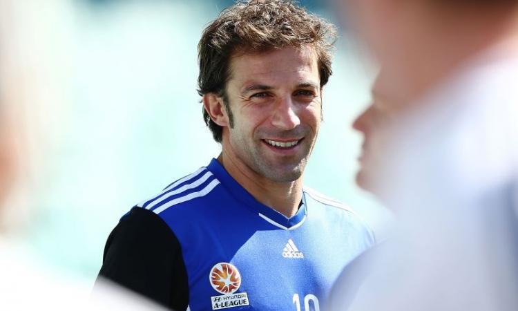 Parla Del Piero: 'Ho ancora voglia di giocare! Su Kakà...'