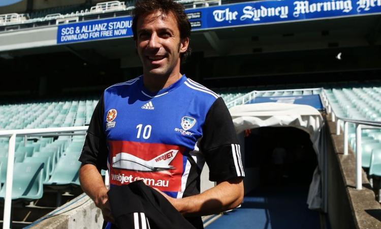 Del Piero, compleanno amaro: Sydney ko