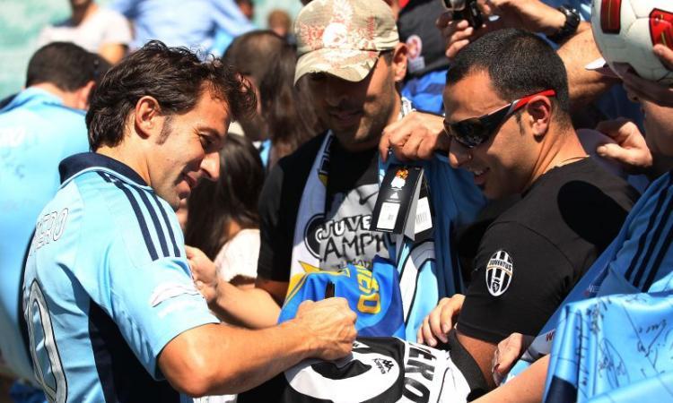 Del Piero mania: 9 novembre,  Alex compie 38 anni: scrivetegli i vostri auguri