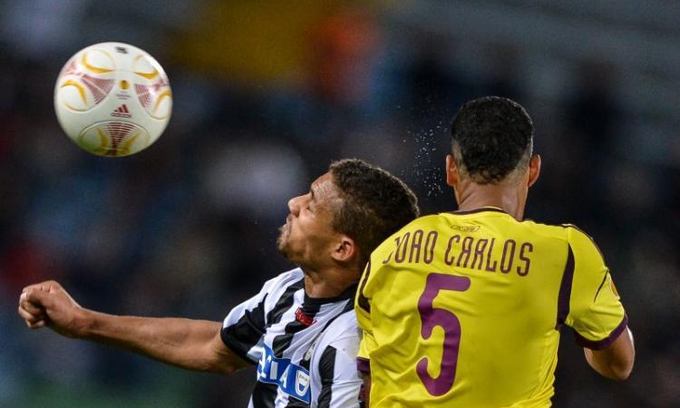 Udinese, Danilo: 'Questo club mi è entrato nel cuore'