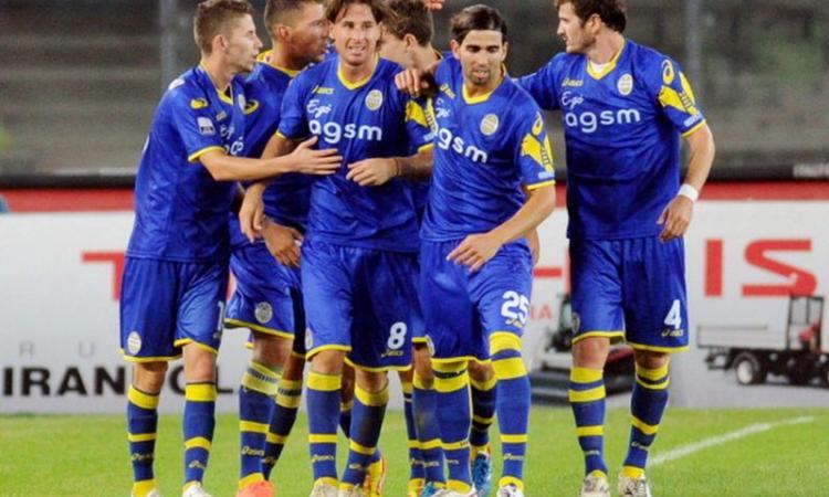 Verona: un attaccante verso il Bologna in B