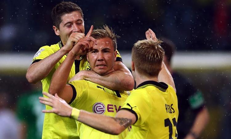 Manchester City:|Tutto su Lewandowski