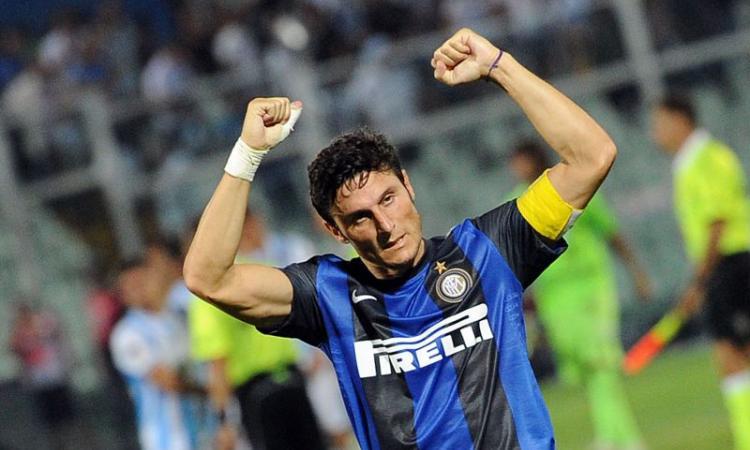 Zanetti: 'Spero che l'arbitro con la Juve sia sereno'