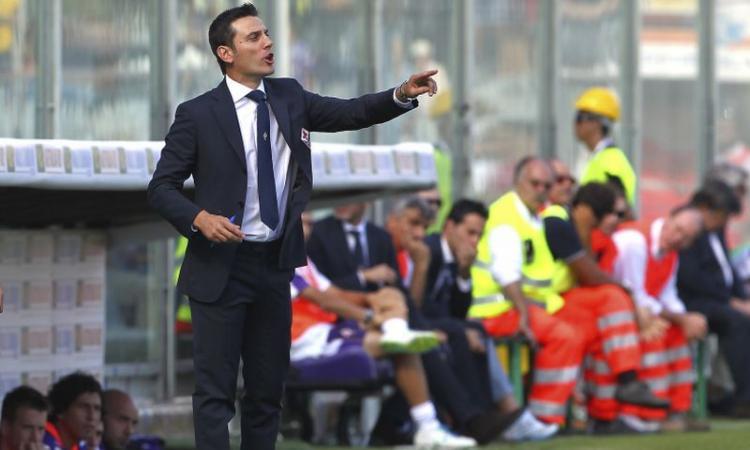 Fiorentina, Montella:|'Troppi complimenti, restare umili'
