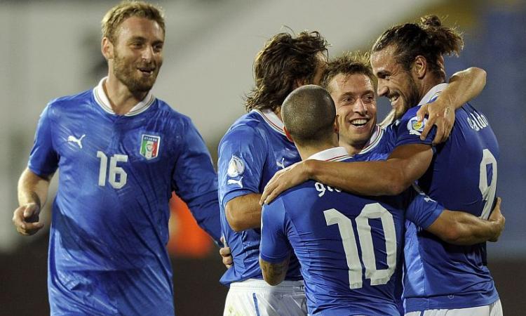 Italia: doppio Osvaldo nel 3-0 al Pontisola