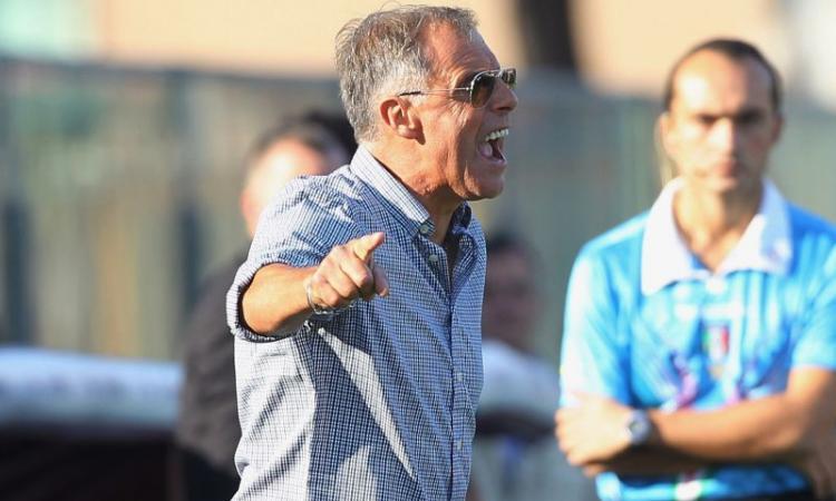 Juve Stabia, Braglia:| 'Montella? Gli auguro il meglio'