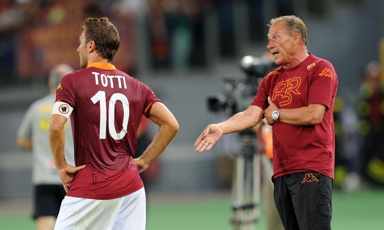 Verso Roma-Torino: |I dubbi di Zeman